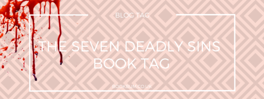 BLOG TAG - SEVEN DEADLY SINS