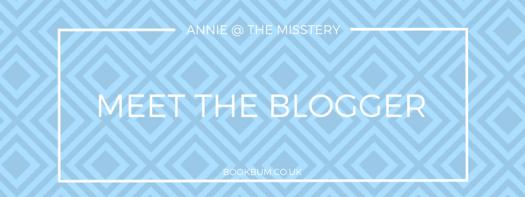 MEET THE BLOGGER - ANNIE