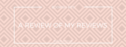 BOOKISH BIT BANNER - REVIEW OF MY REVIEWS.png