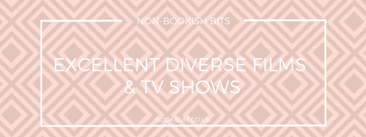 NON BOOKISH BITS - DIVERSE FILM AND TV.png