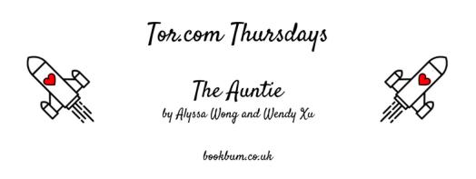 TOR.COM THURSDAYS -Alyssa Wong and Wendy Xu