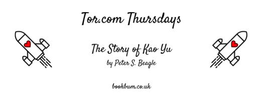 TOR.COM THURSDAYS -peter beagle