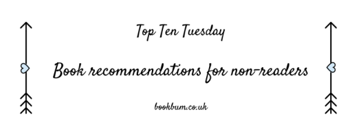 book recommendations for non-readers