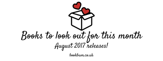 books to look out for aug 17