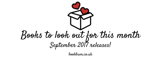 books to look out for sep 17