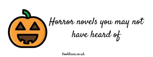 Horror novels (2)
