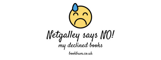 Netgalley says NO!