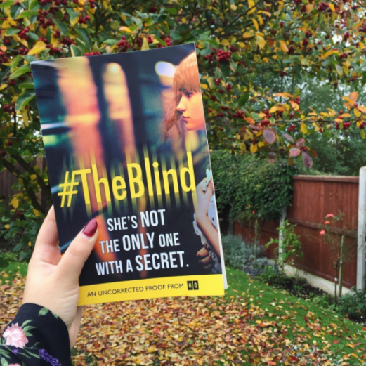 the blind ig