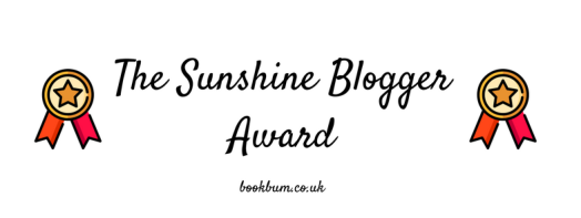The Sunshine Blogger Award take 3 4 5 (1)