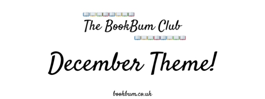 The BookBum Club Banner - December theme