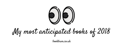 BOOK REVIEW BANNER -My most anticipated books of 2018