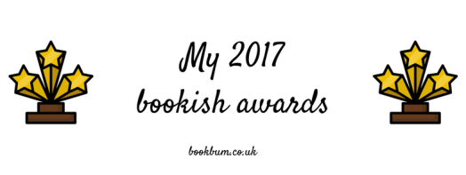 My 2017 bookish awards (1)