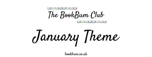 The BookBum Club Banner - January Theme