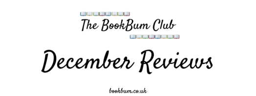 The BookBum Club Banner - December Reviews