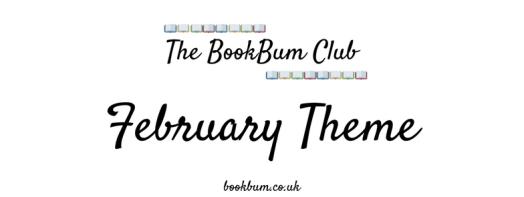 The BookBum Club Banner - February Theme