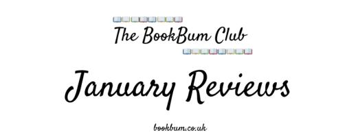 The BookBum Club Banner - January Theme Reviews