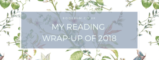 MY READING WRAP-UP OF 2018