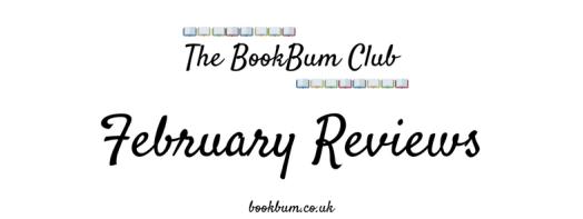 The BookBum Club Banner - February Theme Reviews