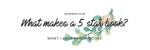 What makes a 5 star book
