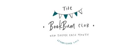 The BookBum Club Banner