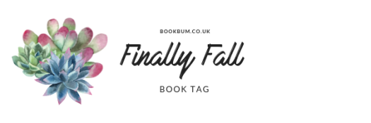 Finally Fall Book Tag
