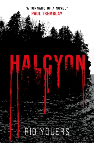Halcyon by Rio Youers book cover